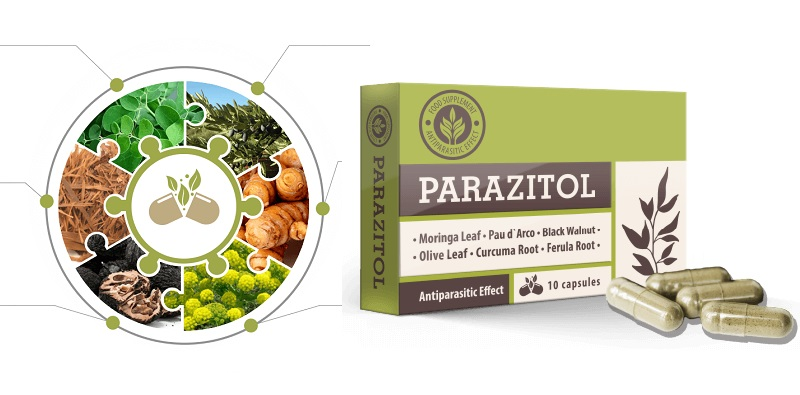 Toți consumatorii recomandă Parazitol.