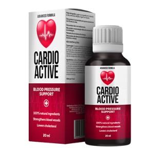 Ce-i asta Cardio Active? Acțiune și efecte secundare.