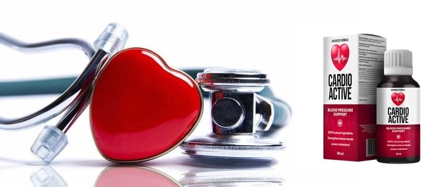 Încercați Cardio Active asigurați-vă că eficiența