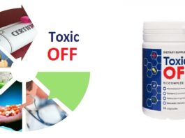 Toxic OFF - preț, compoziție, efect, recenzii, unde să cumpărați? În farmacie sau pe site-ul producătorului?